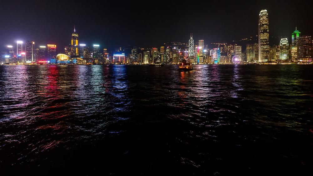 Hong Kong Day 1 and 2