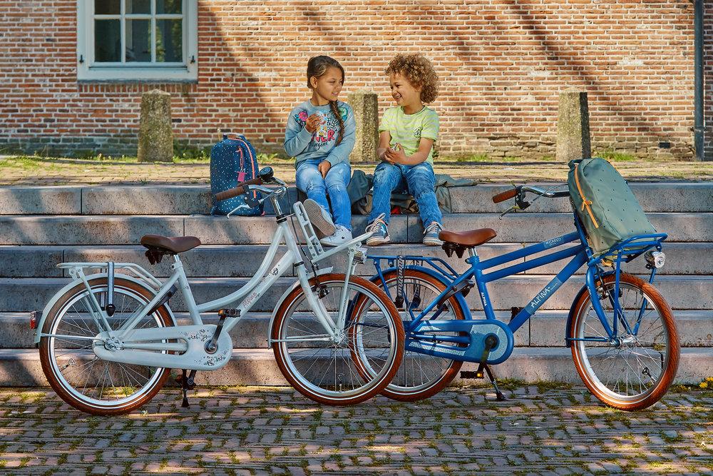 Alpina fietsen 2019 - Het grootste kinderfietsmerk van Nederland