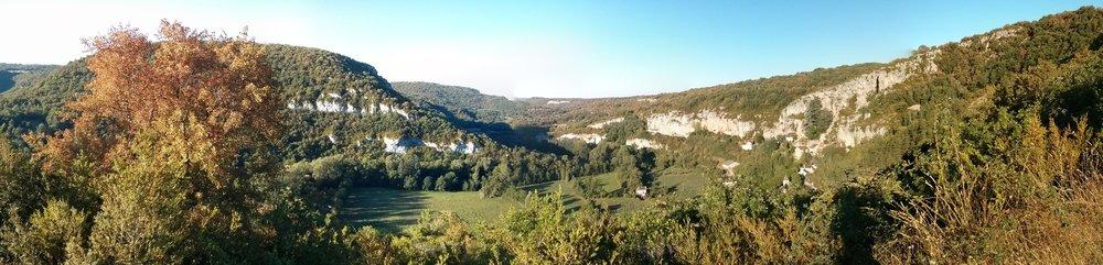 Vallée du Célé © Anabel Roque Rodríguez