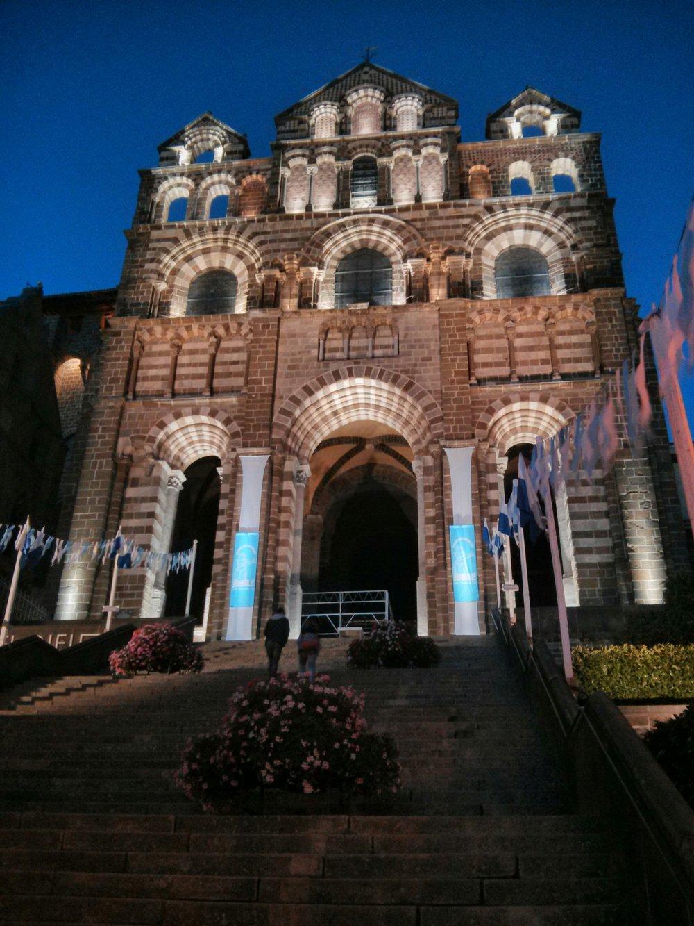 cathedral Notre-Dame-du-Puy,© Anabel Roque Rodríguez