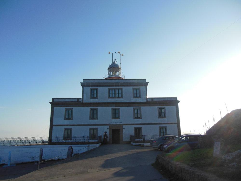 Lighthouse Finisterre, Camino de Santiago, © Anabel Roque Rodríguez