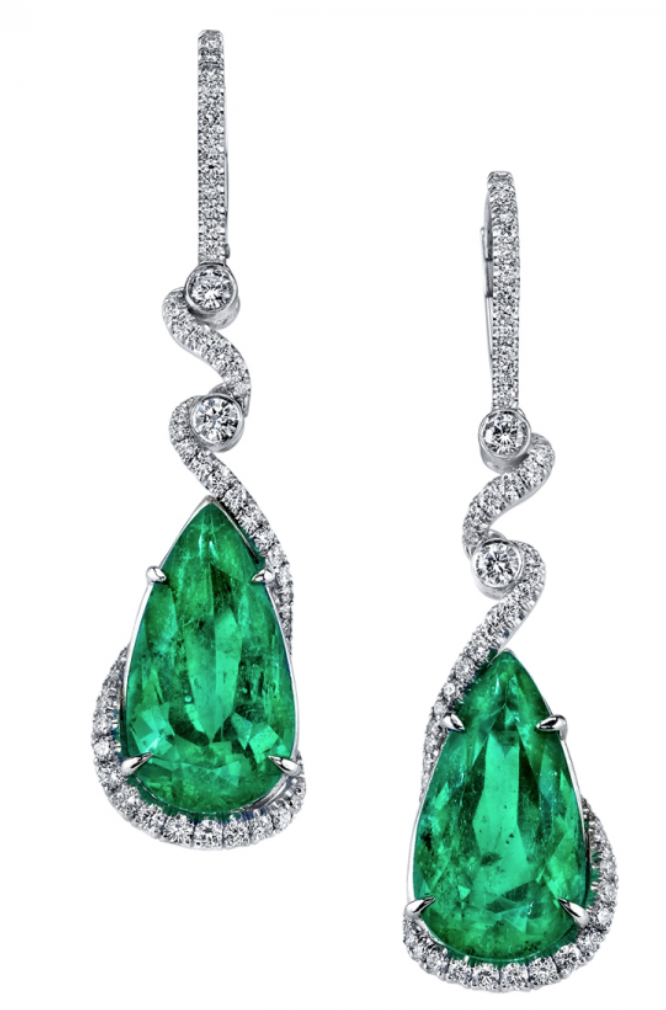 Emerald and Diamond Dangle Earrings.png