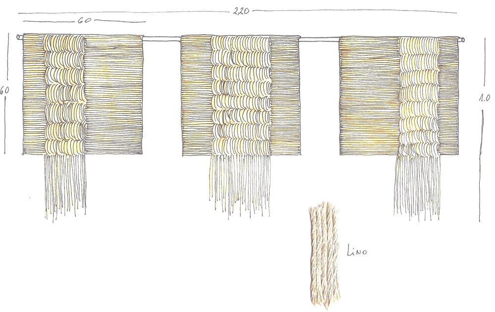 - Estudio Andrea Fischeres un espacio de creación, gestión y desarrollo de arte textil contemporáneo en todas sus expresiones actuales. En conjunto, integra las bases definitivas de todo elemento y materialidad textil con tantas aplicaciones como sea posible en el ámbito de otras disciplinas artísticas, de diseño de objetos y de construcción de espacios.