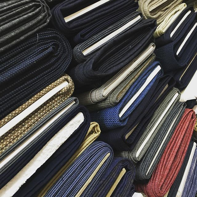 Over 200 NEW Designer Fabrics! #ebad #fabrics #ebadfabrics #linen #new #nyc #fabric #garment #garmentdistrict #dress #fashion #style #fabricstore #linens #wool #cotton #fashiongram #sew #sewing #designer #summer #sun #suit #shirt #custom #luxury #highend