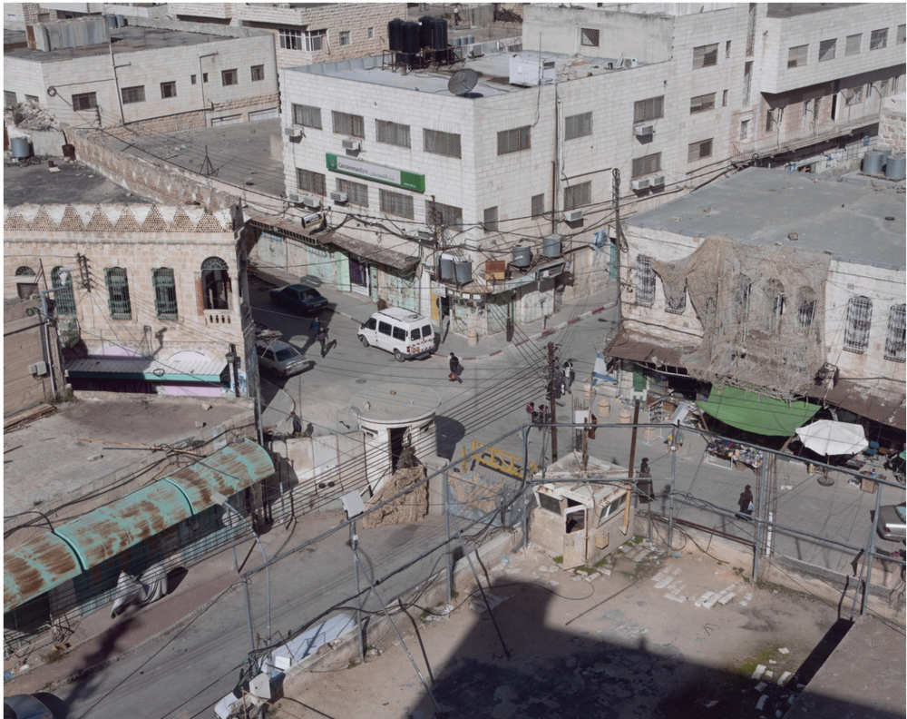 mpdrolet :      Hebron, Israel, January 11, 2010     Stephen Shore
