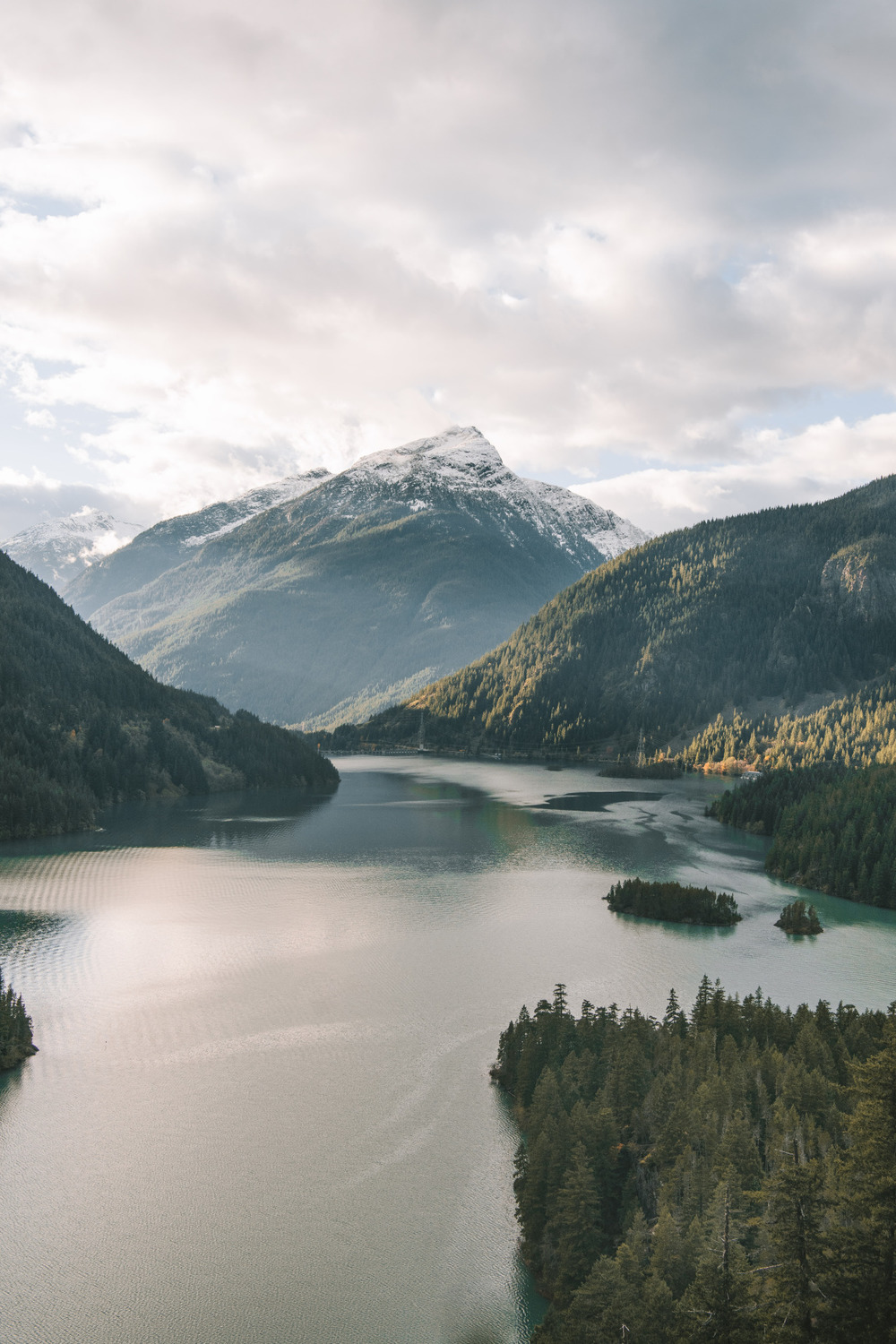 morgan-phillips :     Diablo Lake - Morgan Phillips