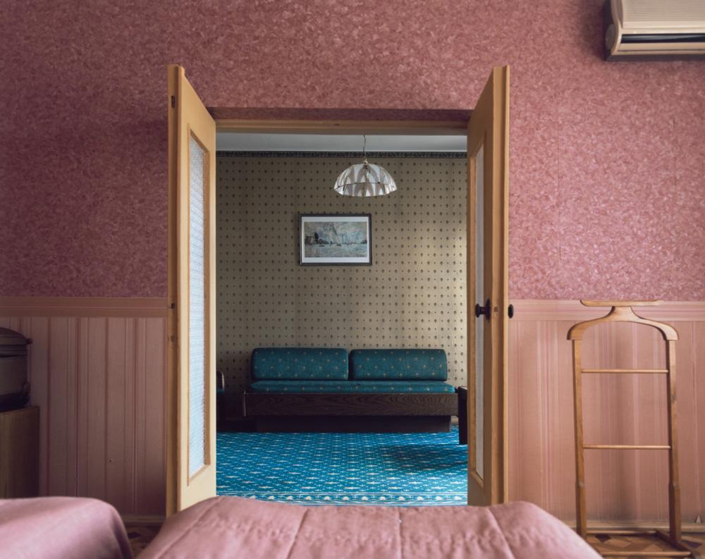 mpdrolet :      Room 509, Dnipro Hotel, Kiev, Ukraine, 2012      Stephen Shore