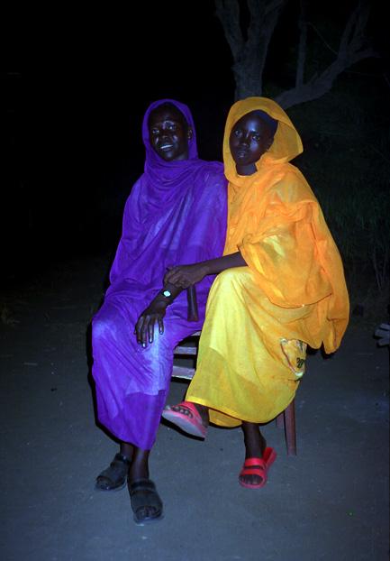 southsud: Deux Femmes, Richard Lokiden Wani (Sudanese, born 1974)