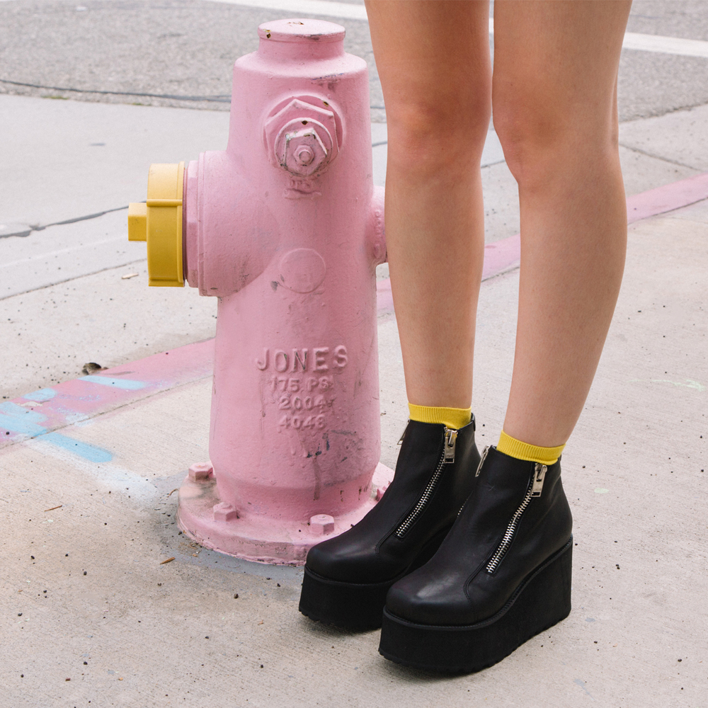 unif :     DARIA BOOTS ARE BACK