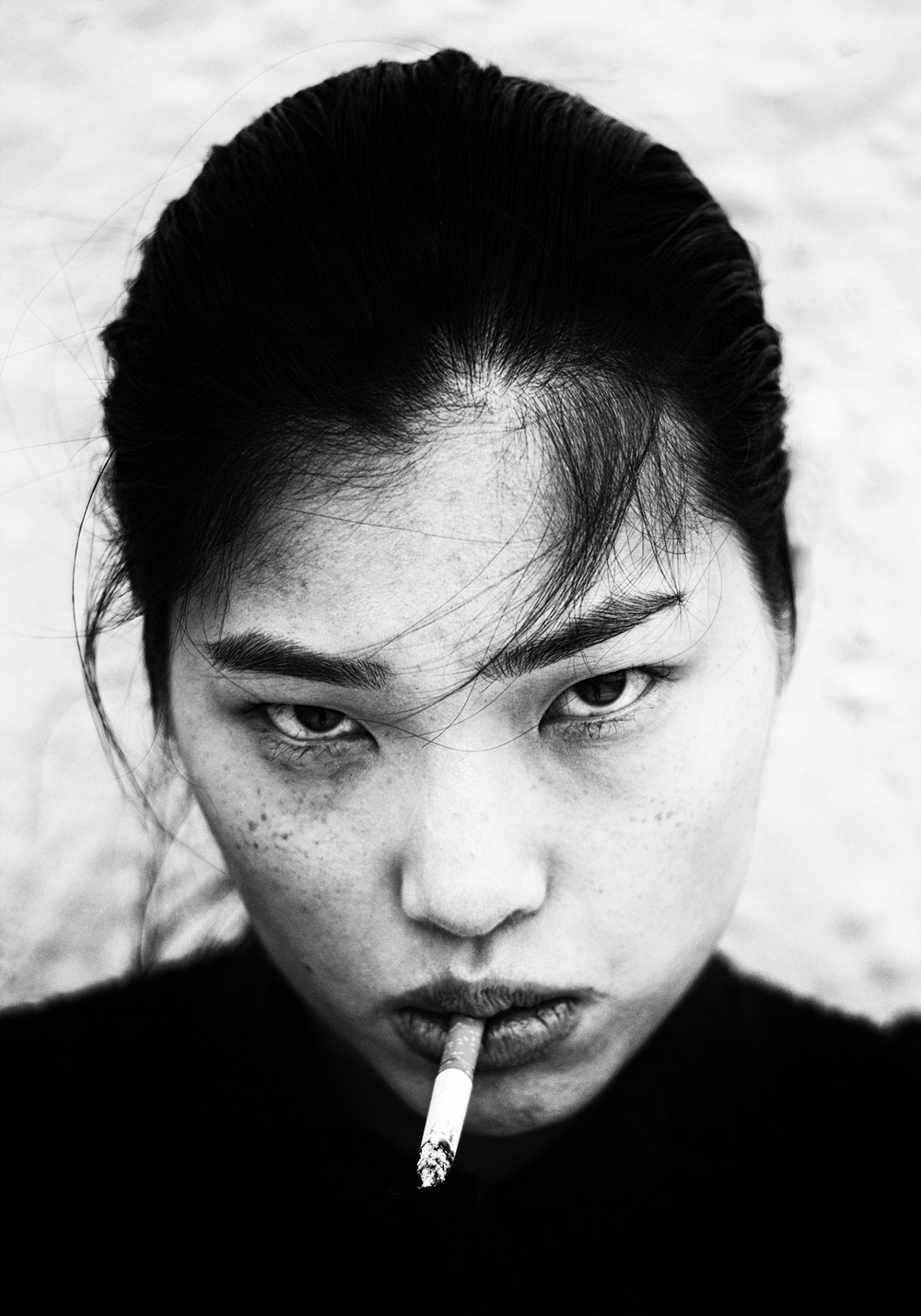 jackdavison :     Stephanie Shiu shot in NYC.