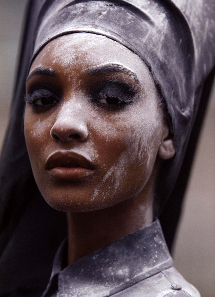 clockworklychee :     Jourdan Dunn by Hans Feurer  Antidote Magazine SS 2013: The Street Issue