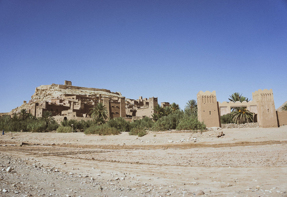 Village of Arabia.