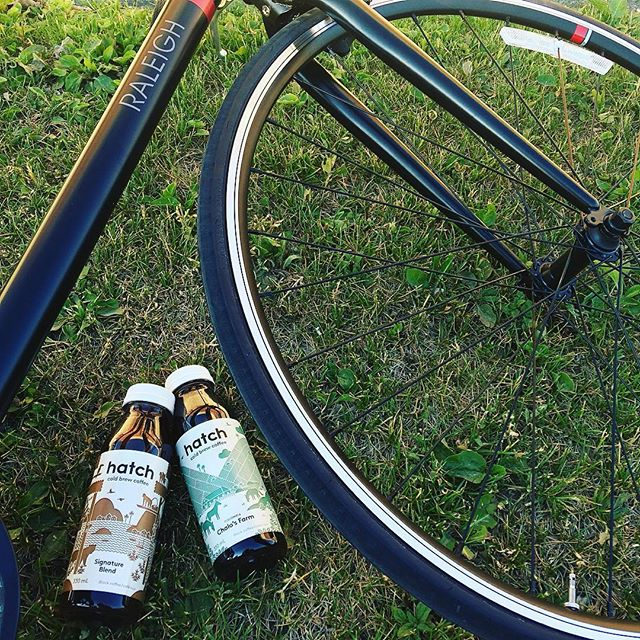 We are adding an amazing local cold brew (Markham) to our lineup of awesome coffee! Hatch Signature Blend and Hatch Chalo's Farm available now at Impala Richmond Hill.  Great way to energize before and after a long ride! @hatchcrafted #hatchcraftedcoldbrew #coldbrewcoffee #coldbrew #localbrand #impalabicyclesrh #velolove #cycling #bicycle #bikeshop #coffee #coffeelove