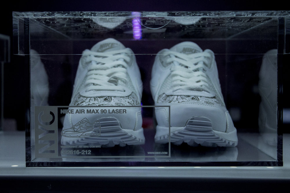 Nike Air Max Con NYC, 2016  Location: Skylight Clarkson Square, West SoHo