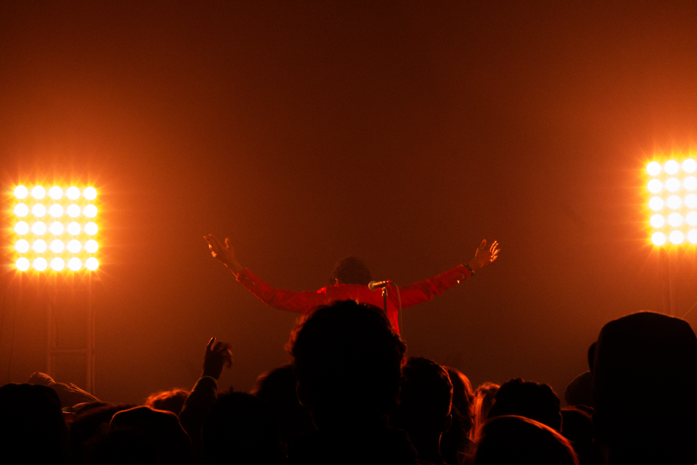 Raury  Crystal Express Tour  Chicago, IL  2015