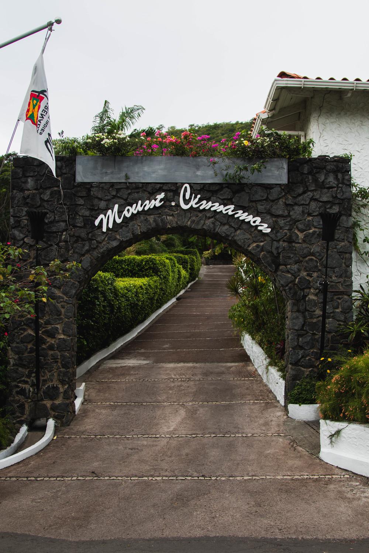 Mount Cinnamon Entrance - St. Davids, Grenada 07/01/2016