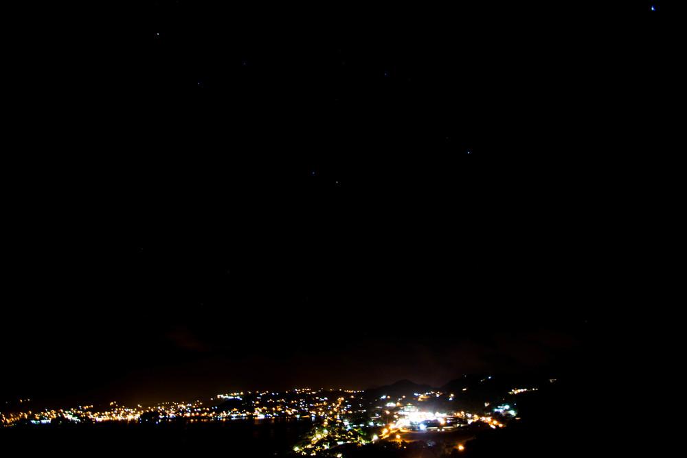 Grand Anse Long Exposure - Grand Anse, Grenada 07/01/2016