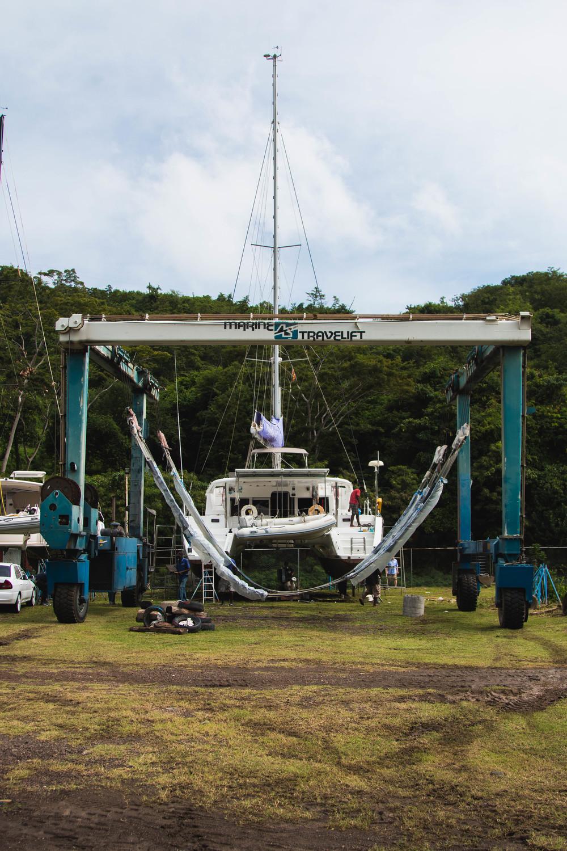 Ripples II Pre Lift - St. Davids, Grenada 09/01/2016