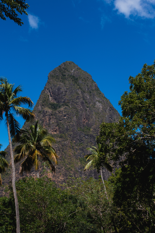 Petit Piton - Pitons Bay, St. Lucia 29/01/2016