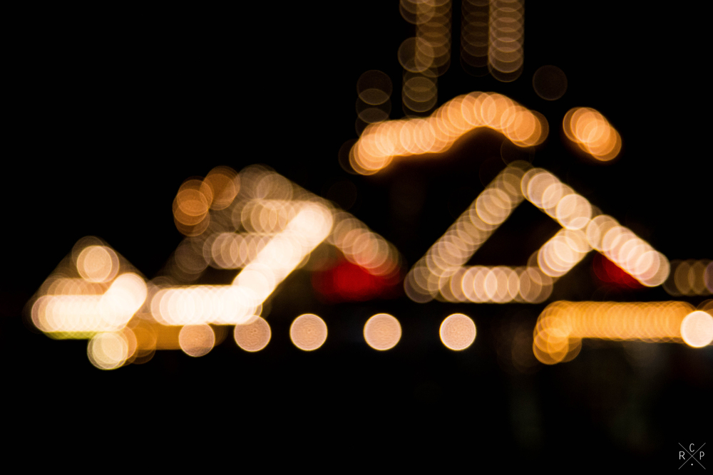 Bokeh Lights - Berlin, Germany 01/12/2015