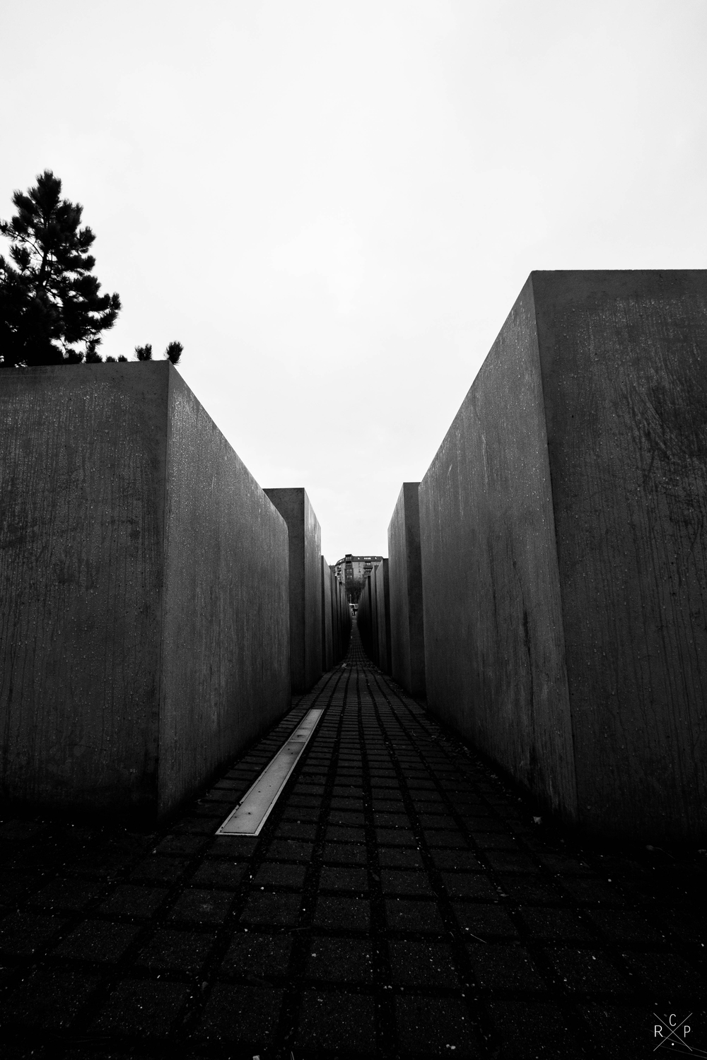 Memorial Isles 2 - Memorial To The Murdered Jews Of Europe, Berlin, Germany 02/12/2015