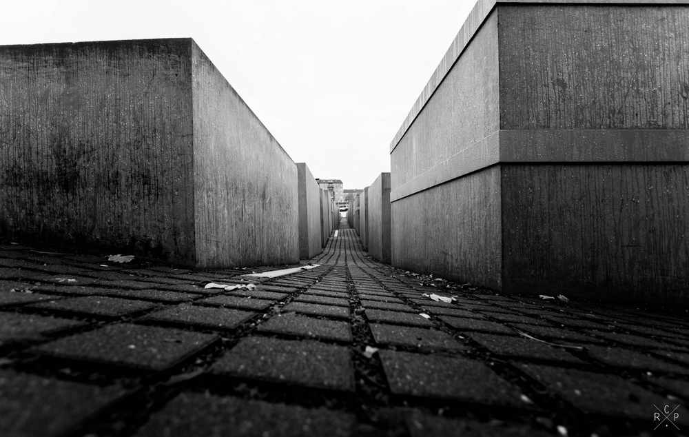 Memorial Isles 1 - Memorial To The Murdered Jews Of Europe, Berlin, Germany 02/12/2015