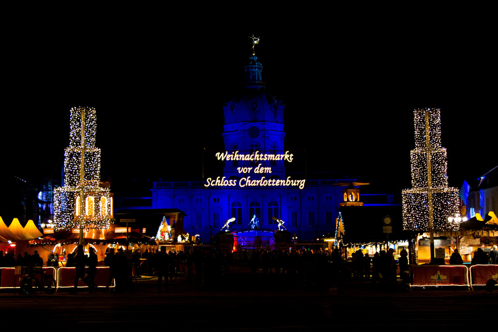 Charlottenburg Markets - Charlottenburg Markets, Berlin, Germany 02/12/2015