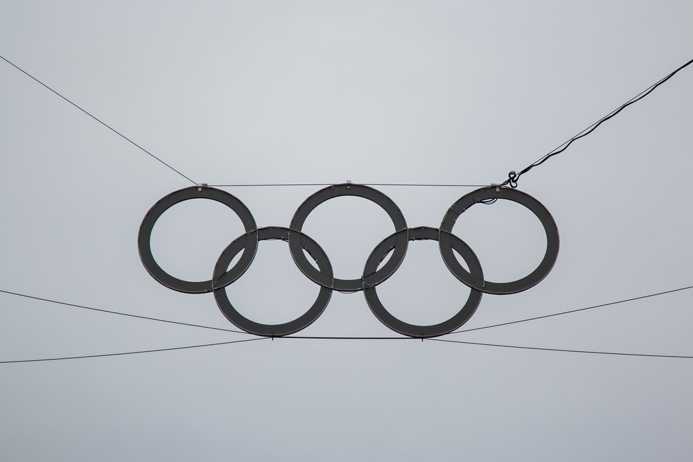 Rings - Berlin Olympic Stadium, Berlin, Germany 04/12/2015
