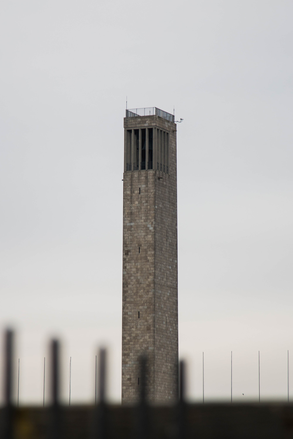Bell Tower - Berlin Olympic Stadium, Berlin, Germany 04/12/2015
