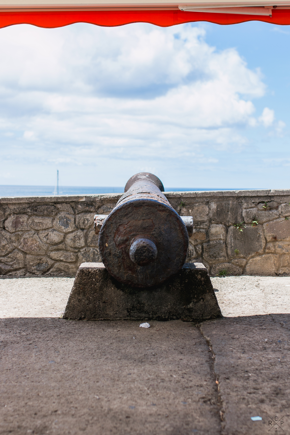 Cannon - Saint Pierre, Martinique 06/03/2016