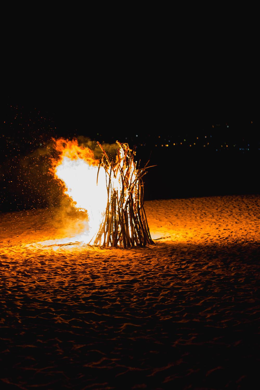 Bonfire 2 - Grand Anse, Grenada 08/01/2016