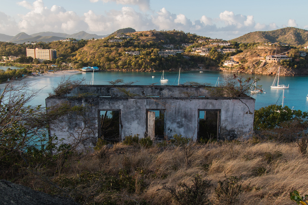 Abandoned - Deep Bay, Antigua 03/04/2016