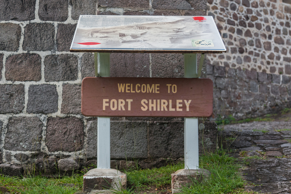 Welcome - Fort Shirley, Portsmouth, Dominica 17/04/2016