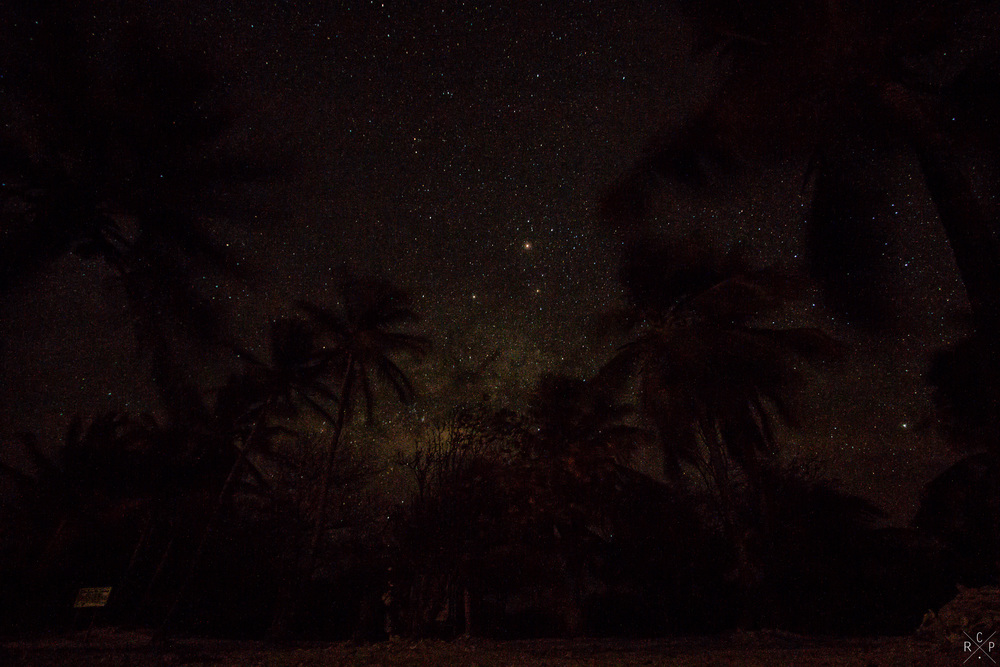 Only Stars - Tobago Cays, St. Vincent & The Grenadines 08/05/2016