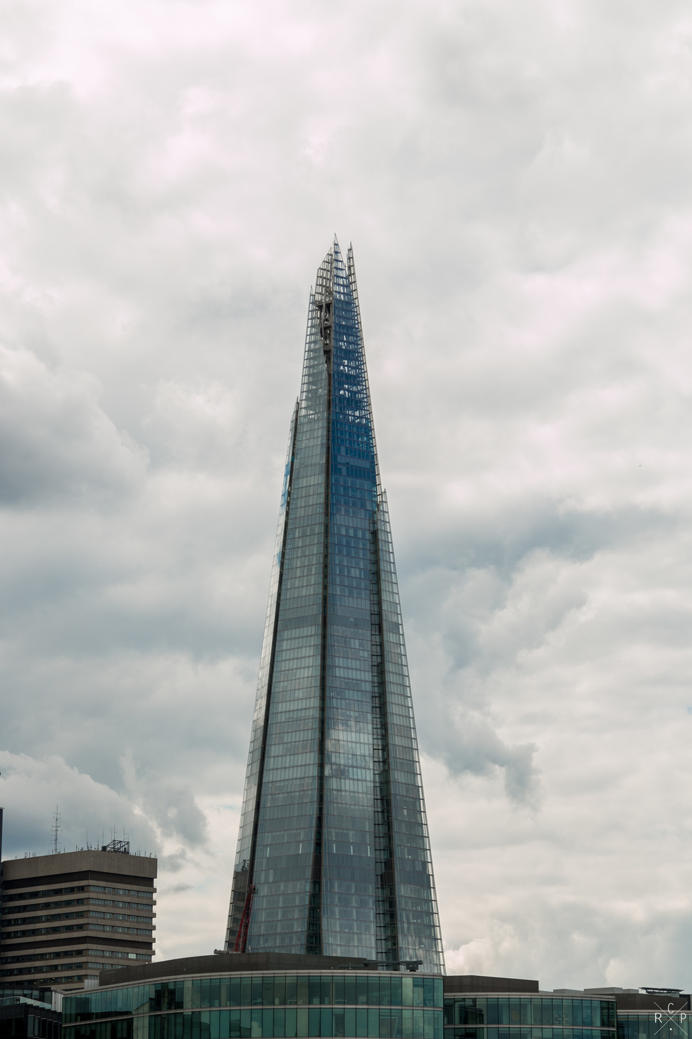 The Shard - Southbank, London, England 31/07/2016