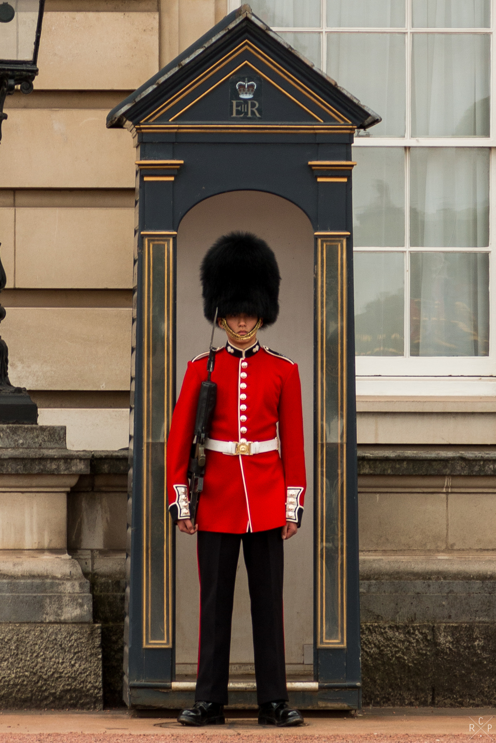 Royal Guard - Buckingham Palace, London, England 31/07/2016