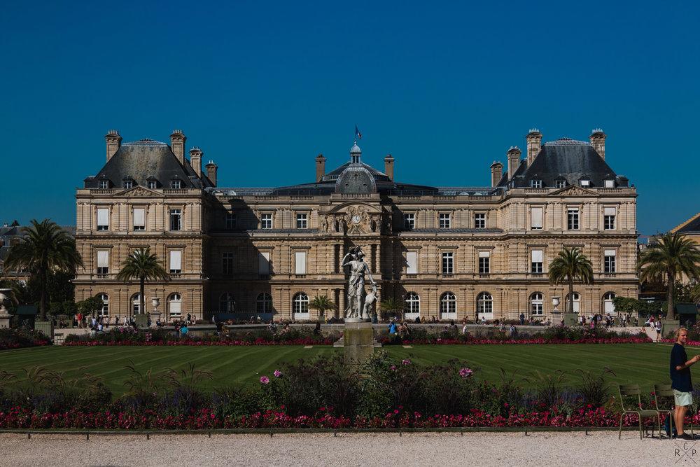 Palais du Luxembourg - Paris, France 09/09/2016
