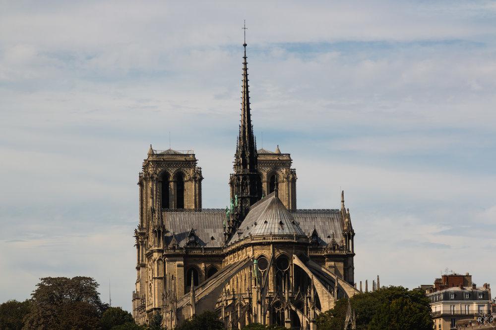 Notre-Dame - Paris, France 10/09/2016