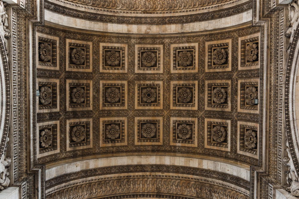 Arc Ceiling - Paris, France 11/09/2016