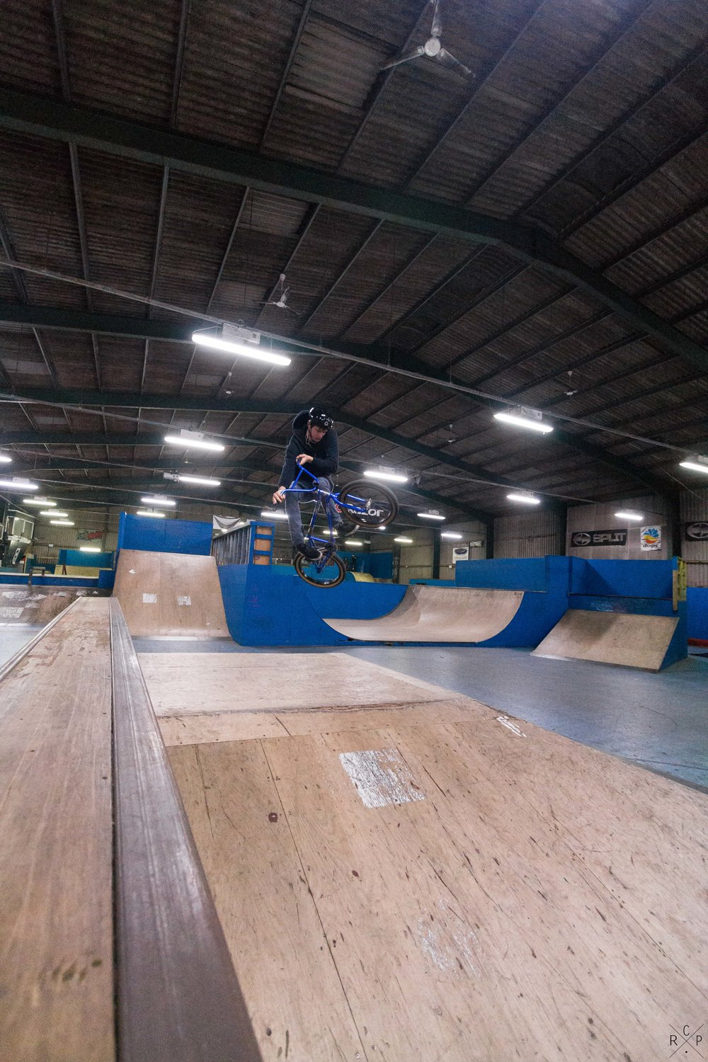 Dom Tabe Air - Ramp City, Blackpool, England 24/11/2016
