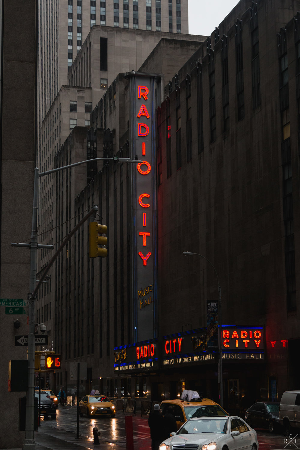 Radio City - New York, USA 12/02/2017