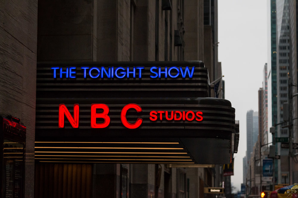 NBC - New York, USA 12/02/2017
