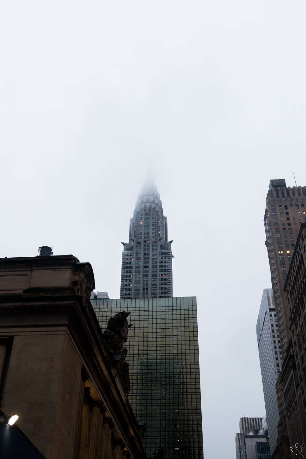 Fogged Up - New York, USA 12/02/2017