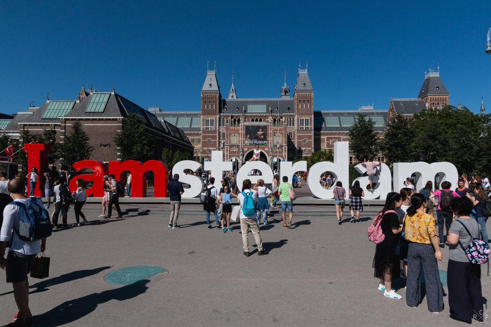 I Amsterdam - Amsterdam, Holland 18/06/2017