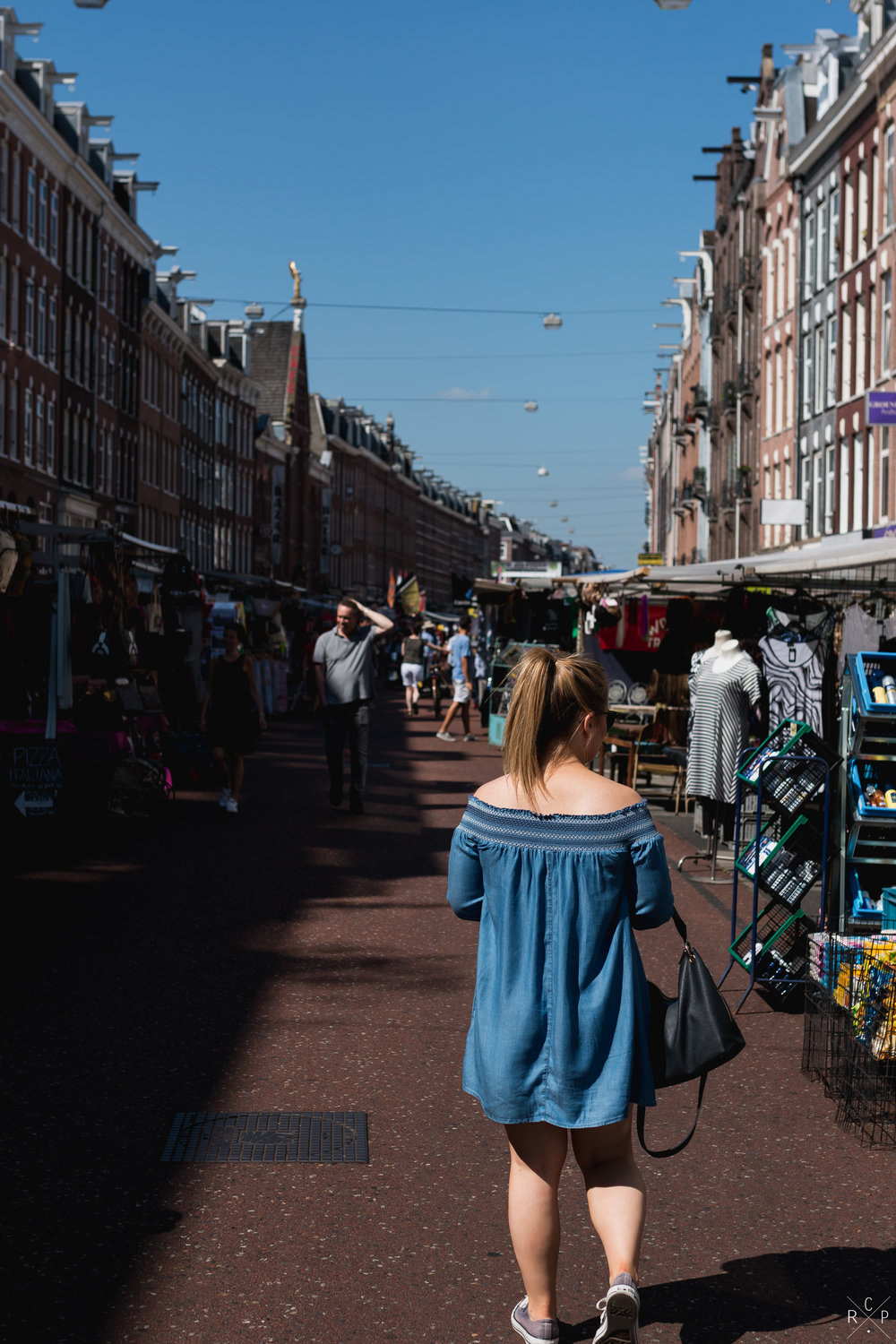 Monday Market - Amsterdam, Holland 19/06/2017