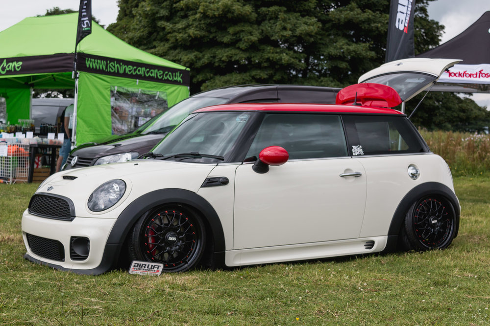 Bagged Mini - Buxton, England 09/07/2017