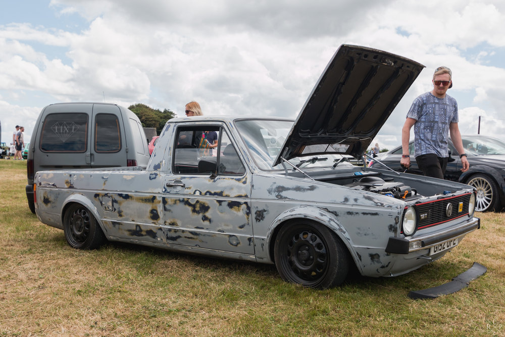 Pickup - Buxton, England 09/07/2017