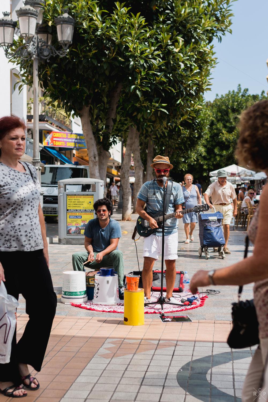 Swing Bucket - Torromolinos, Spain 02/09/2017