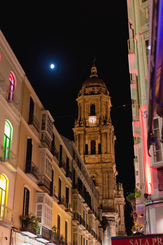 Catedral de la Encarnción de Malaga - Malaga, Spain 02/09/2017