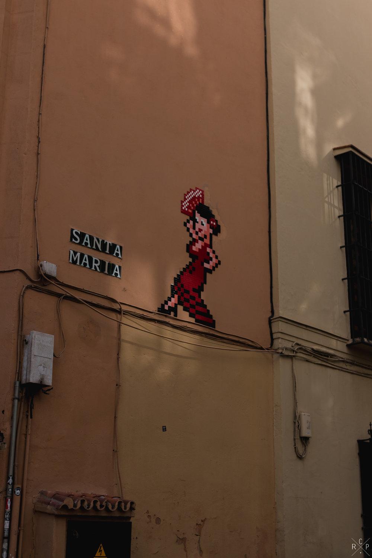 Santa Maria - Malaga, Spain 03/09/2017